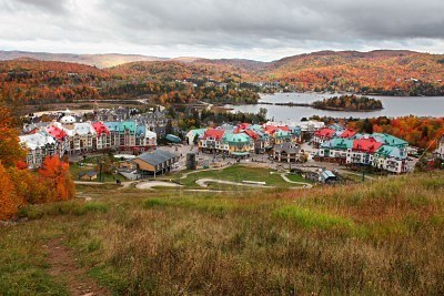 Autumn at Mont Tremblant