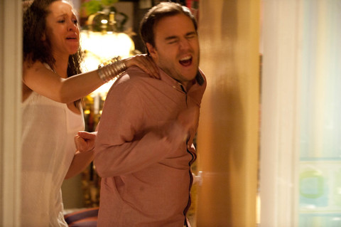 Coronation Street--Kirsty and Tyrone